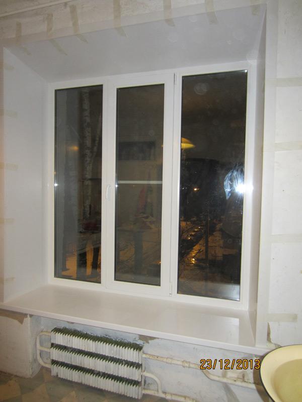 недорогие пластиковые окна пвх